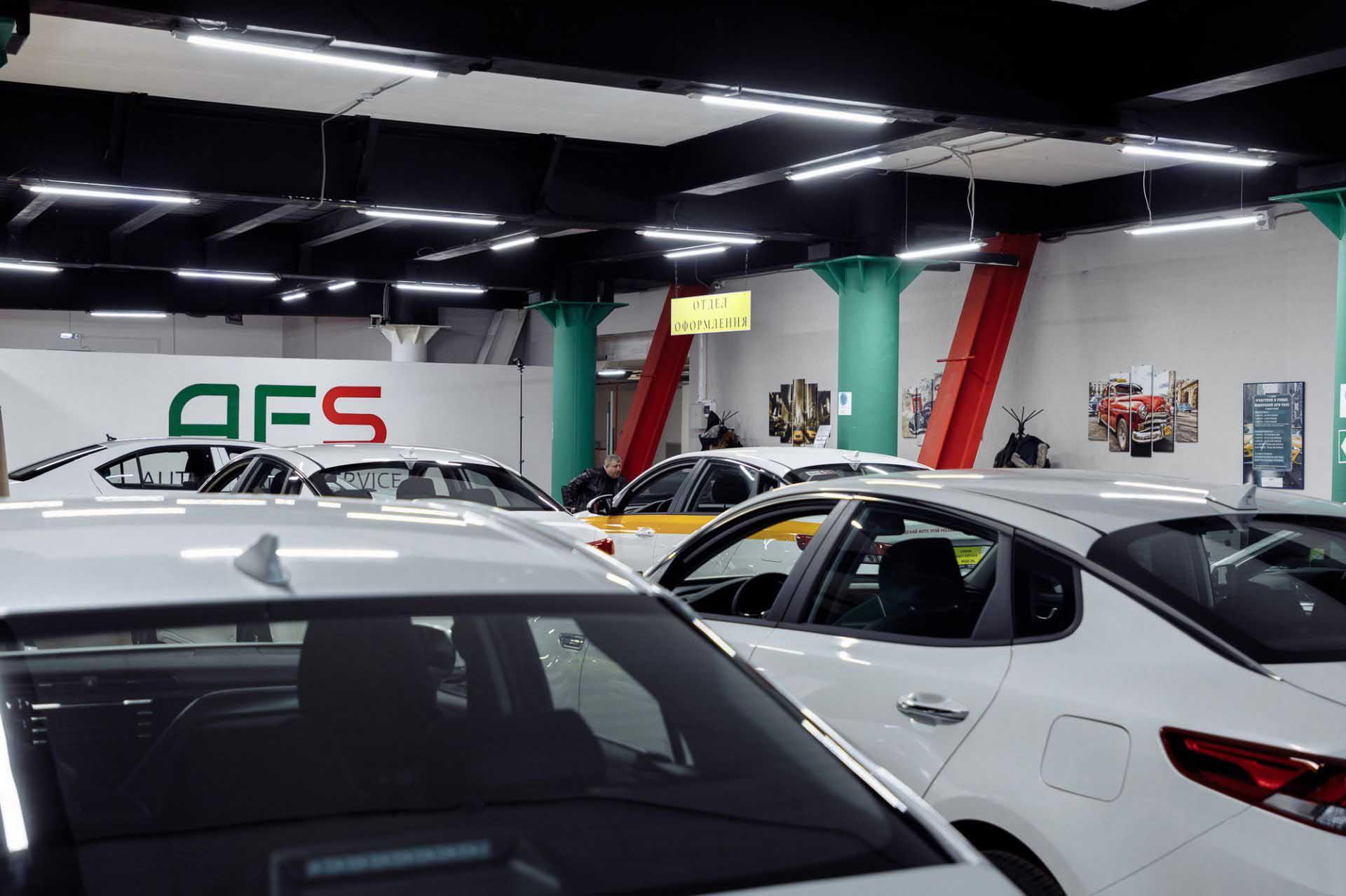 Новые автомобили в нашем салоне